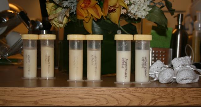 gotitas de lecheymiel: acerca de los extractores de leche